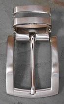 Boucle de ceinture à griffe Double passant - 30 mm