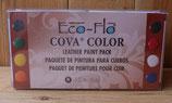 Peinture opaque à base d'eau - pack couleurs
