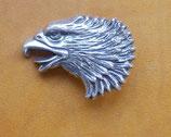 Concho tête d'aigle gauche