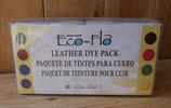Teinture cuir pack de 8 couleurs