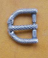 Boucle serpent 13 mm