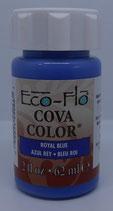 Peinture opaque à base d'eau - BLEU ROYAL - Cova Color