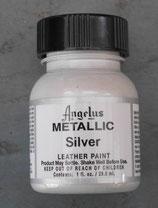Metallic Silver peinture Angelus