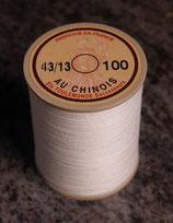 fil au chinois 100 blanc