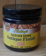 Antique Finish sheridan brown