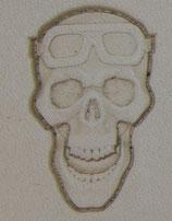 Matoir n°74 crâne de motard