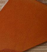 Teinture cuir jaune-orange