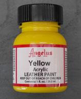 Yellow peinture Angelus