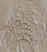 Matoir zombie skull