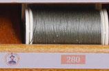 fil polyester cordonnet lichen 280
