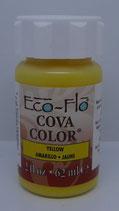 Peinture opaque à base d'eau - JAUNE - Cova Color