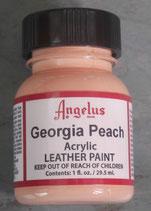 Georgia Peach peinture Angelus