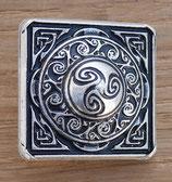 Carré celtique argent