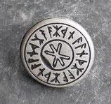 Protection d'Odin vieil argent