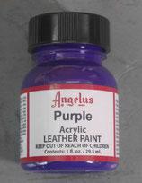 Purple peinture Angelus