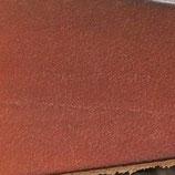 Teinture cuir brun-acajou