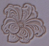 "Matoir ""3D"" fleur carving"