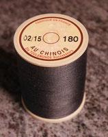 fil au chinois 180 Noir