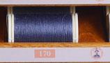 fil polyester cordonnet gris 170