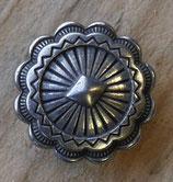 Concho bouton 19 mm