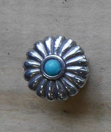 Concho turquoise 13 mm