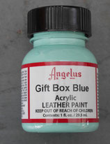 Gift Box Blue peinture Angelus