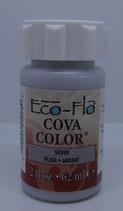 Peinture opaque à base d'eau -ARGENT - Cova Color