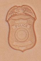 """Matoir """"3D"""" Plaque """"Sheriff"""""""
