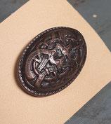 Oval de Midgard vieux cuivre