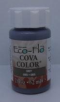 Peinture opaque à base d'eau - GRIS - Cova Color