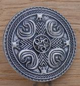 Bouclier celtique argent
