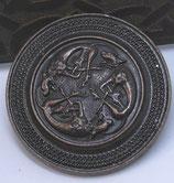Chiens celtic vieux cuivre