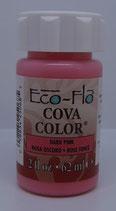 Peinture opaque à base d'eau - ROSE FONCE - Cova Color
