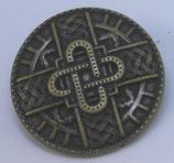 Concho amulette mérovingienne