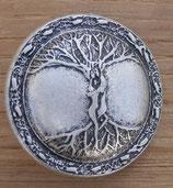 Arbre celtic  argent 38 mm