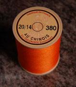fil au chinois 380 Orange