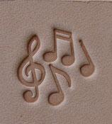 """Matoir mini """"3D"""" ou 2D :  Notes de musique"""