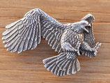 Concho attaque d'aigle à droite