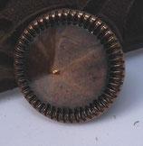 Cône vieux cuivre 20mm