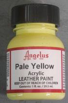 Pale Yellow peinture Angelus