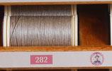 fil de lin glacé gabardine 282