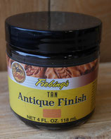 Antique Finish tan