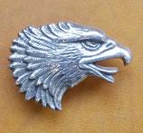 Concho tête d'aigle droite