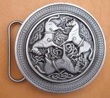 Boucle celtic horse
