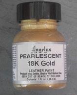 Pearlescent 18K Gold  peinture Angelus