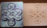 "Matoir ""3D"" nœud celtique - nœud éternel"