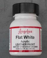 Flat White peinture Angelus