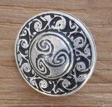 Cercle celtic argent