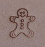 """Matoir mini """"3D"""" ou 2D :  Bonhomme de pain d'épices"""