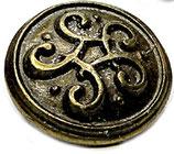 Petit nœud celtique - laiton vieilli